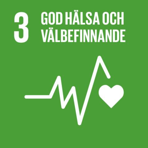 Globala målen 3 - God hälsa och välbefinnande