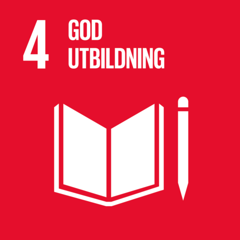 Globala målen 4 - God utbildning