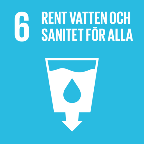 Globala målen 6 - Rent vatten och sanitet för alla