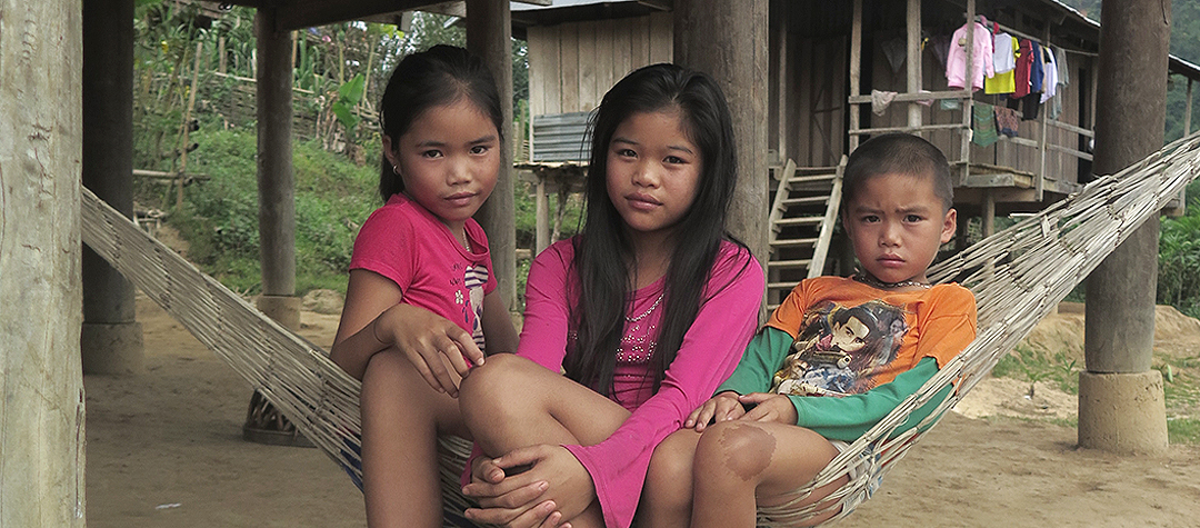 Noy från Laos i Rafiki