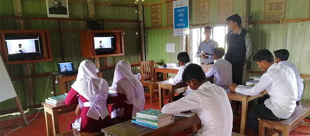 Alphonas klassrum