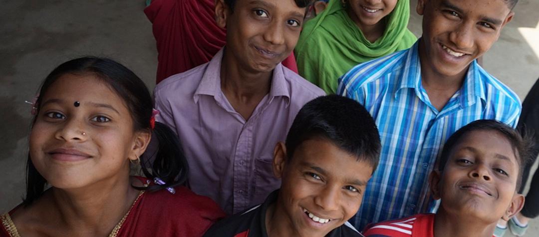 Asadul och hans kompisar.