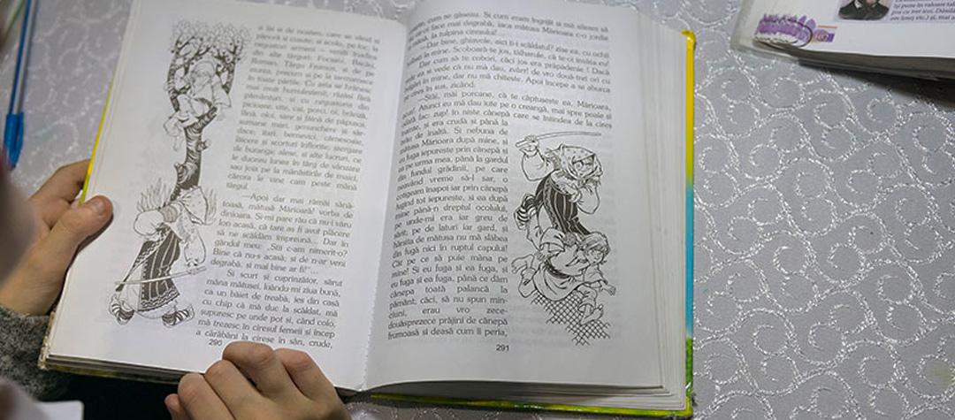 Beatrice favoritbok är Historier och minnen.