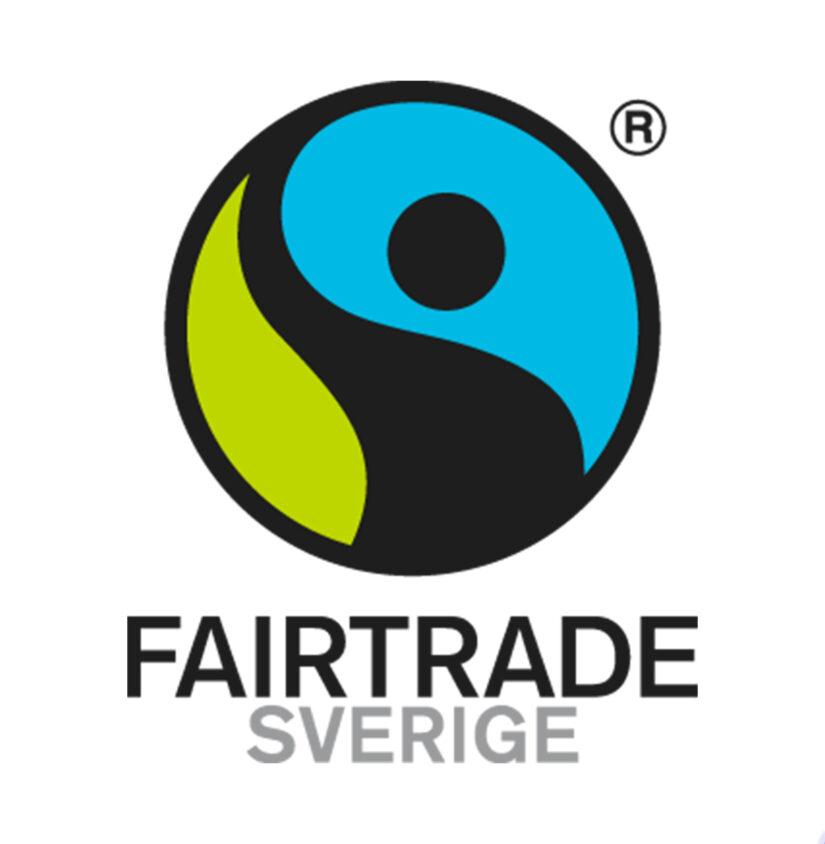 Fairtrade logotyp