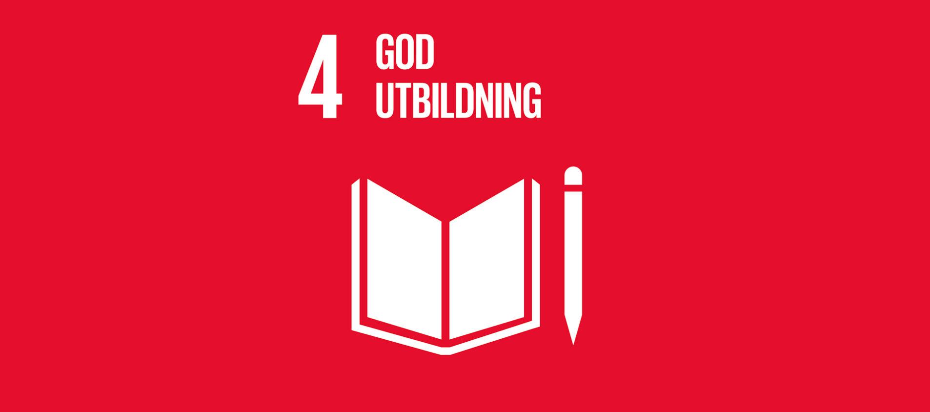 Globala målen 4 - God utbildning för alla