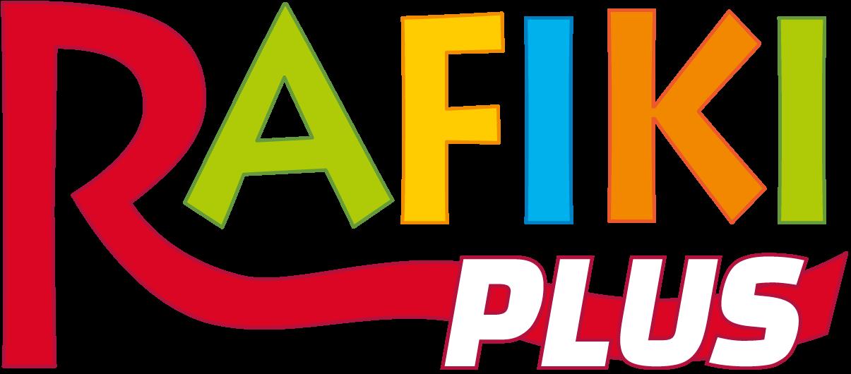 Logotyp Rafiki PLUS