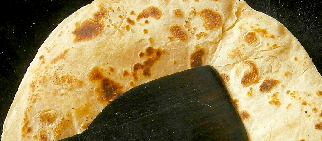 Recept på chapatibröd