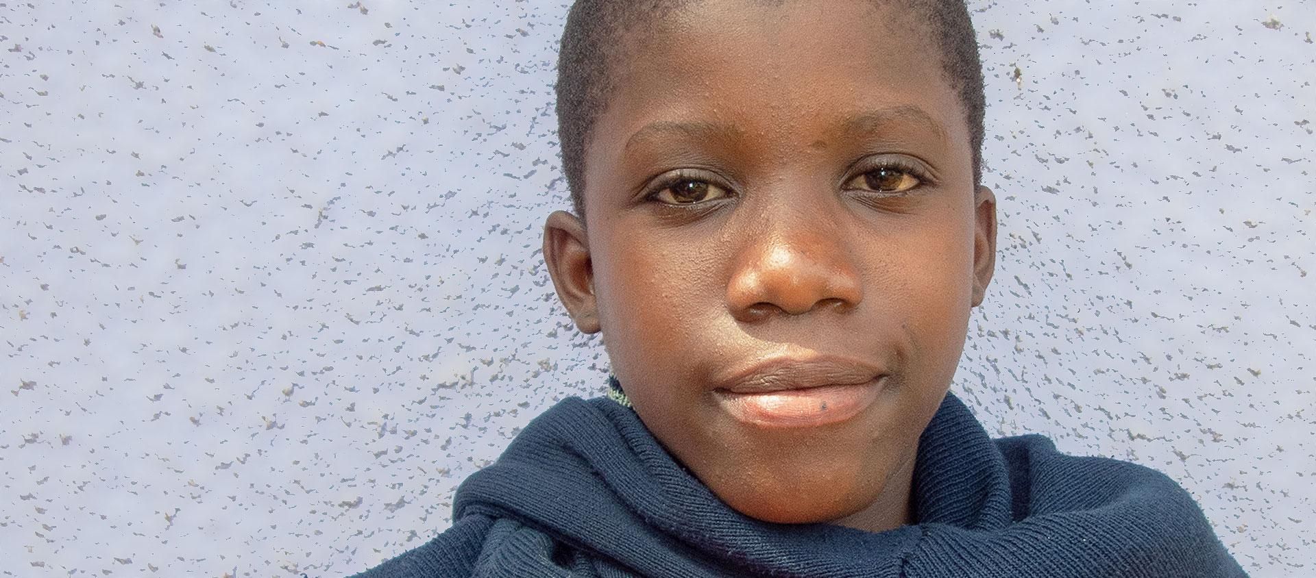 Julianah är 13 år och bor i Uganda. Hon vill stoppa barnarbete.