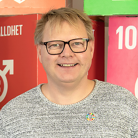 Andreas Hallman, Rafiki