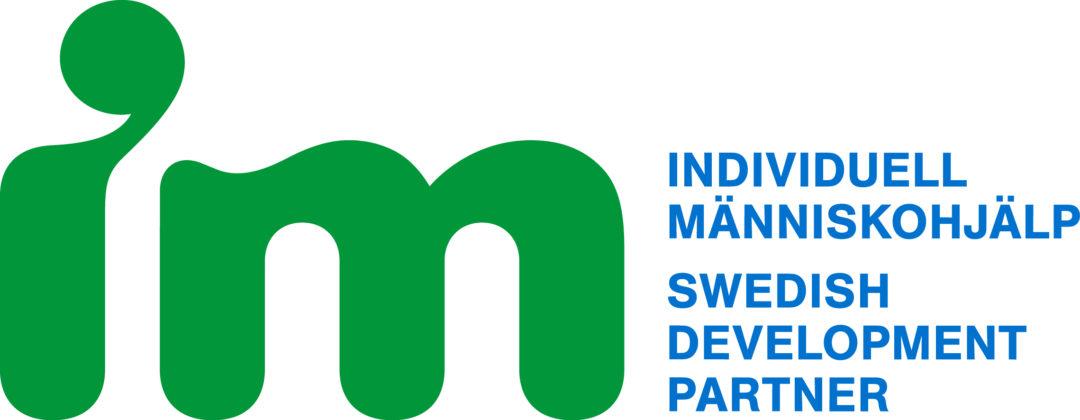 Logotyp Individuell Människohjälp
