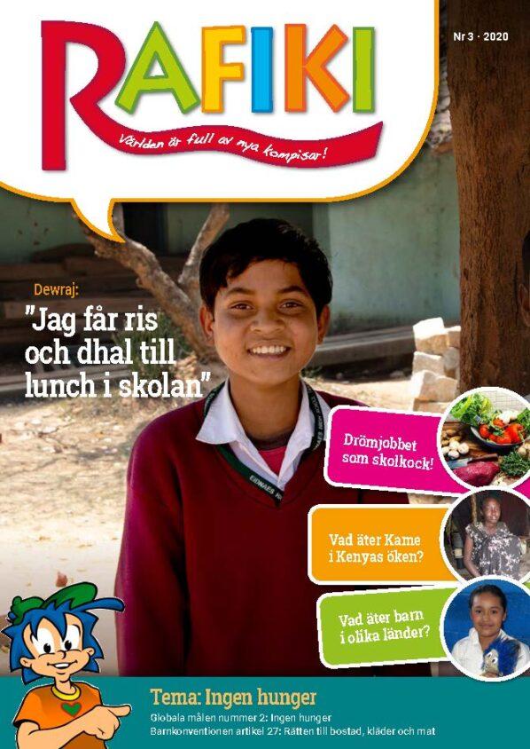 Rafikis tidning nr 3 2020 - Ingen hunger