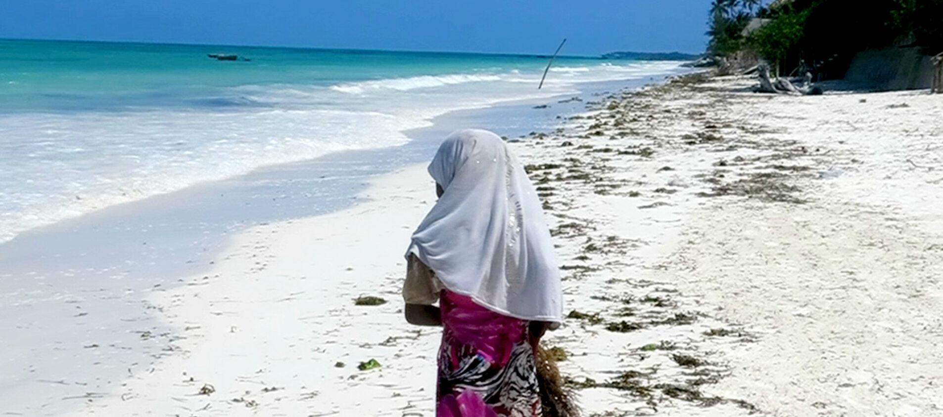 Hälsa barnen i Sverige att våra hav sitter ihop!