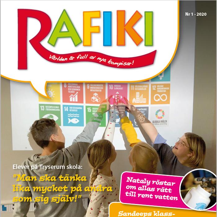 Rafiki tidning nr 1 2020, Minskad ojämlikhet